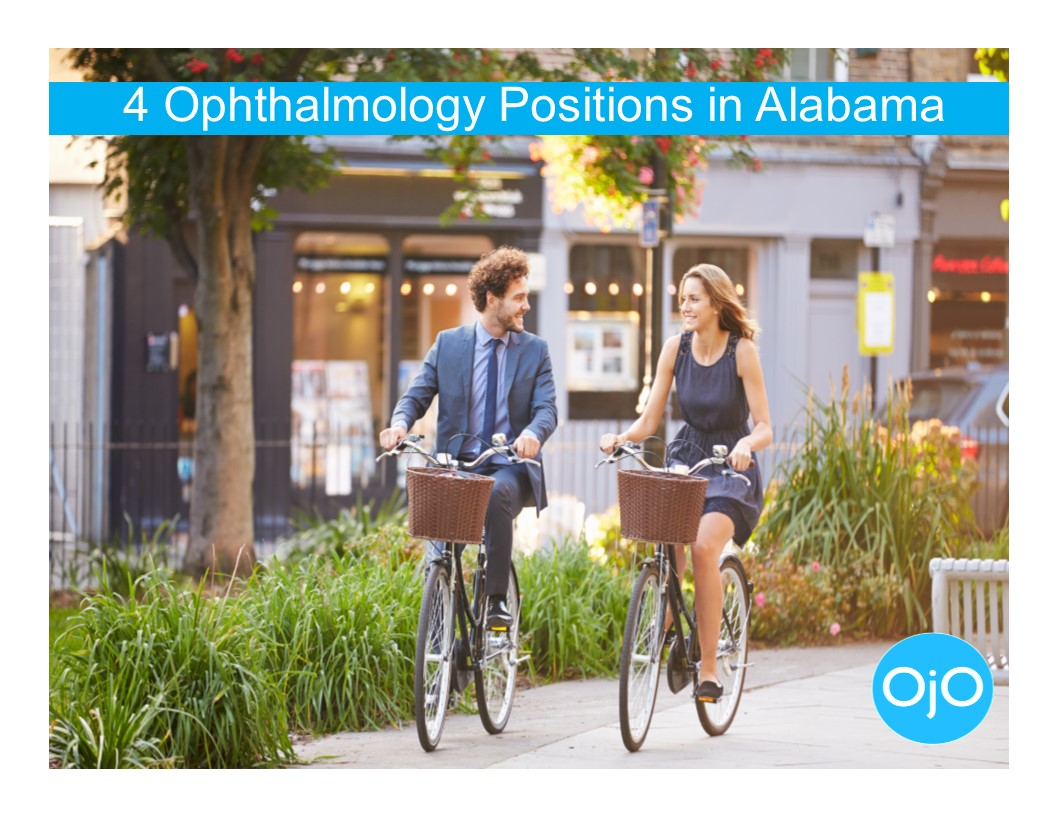 4 Ophthalmology Positions in ALBAMA OjO Ophthalmology jobs Online